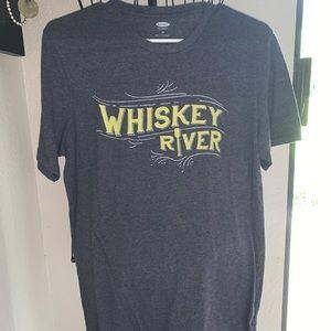 Whiskey River t-shirt